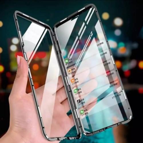Foto Produk Samsung Galaxy Note 9 Note9 Case Magnet Magnetic Duoble Glass dari kenzie grup