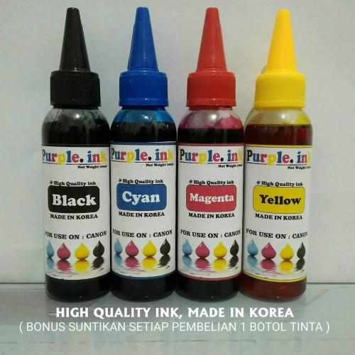 Foto Produk Tinta isi ulang / Refill untuk printer CANON ( isi 100ml ) dari KENANGA-COM