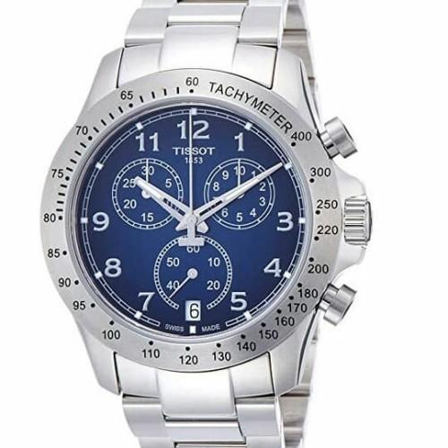 Foto Produk Jam Tangan Tissot V8/ Men's Watch Tissot V8 Blue dari gipsum shop