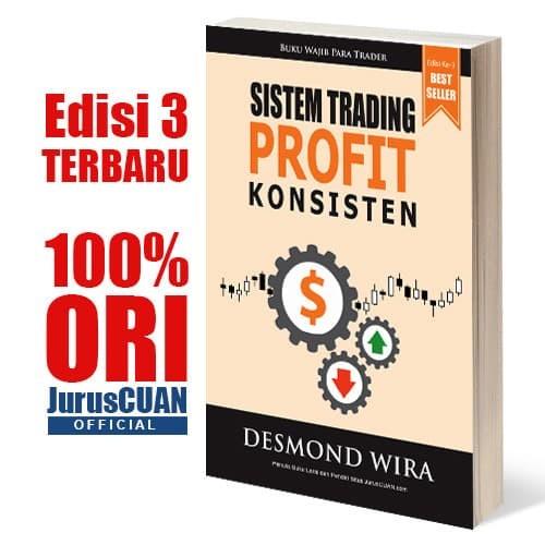 Foto Produk Sistem Trading Profit Konsisten dari JurusCUAN