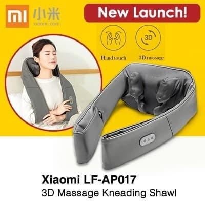 Foto Produk Xiaomi LERAVAN LF - AP017 3D Massage Kneading Shawl - ALAT MASSAGE dari Xiaomi_Olshop