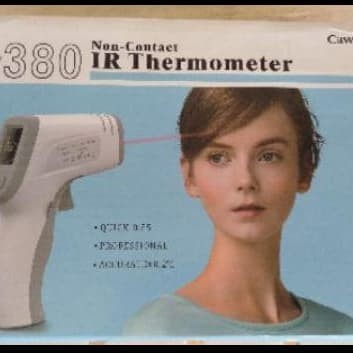Foto Produk Thermometer Gun dari OBR Asesoris