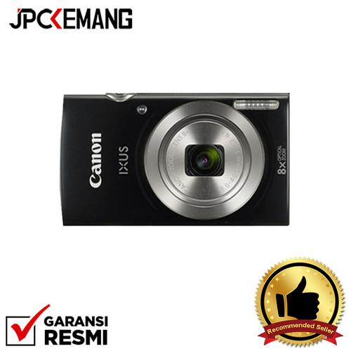 Foto Produk Canon Ixus 185 (Black) - Hitam dari JPCKemang