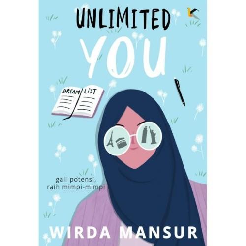 Foto Produk Buku Unlimited You Wirda Mansur dari Showroom Books