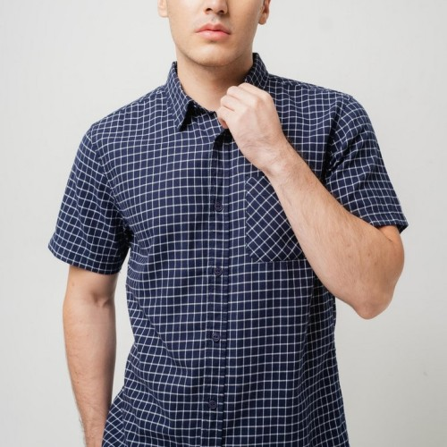 Foto Produk Famo Men Shirt 030220 - S dari 3Second Official
