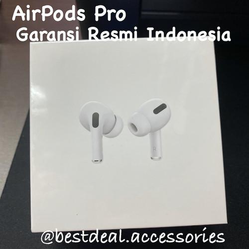 Foto Produk Apple AirPods Pro Garansi Resmi Indonesia (iBox) dari bestdeal official