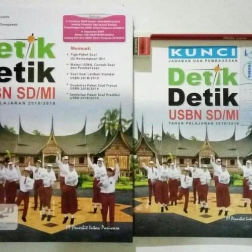Kunci Jawaban Detik Detik Usbn Sd 2020 Revisi 2021 Download File Guru