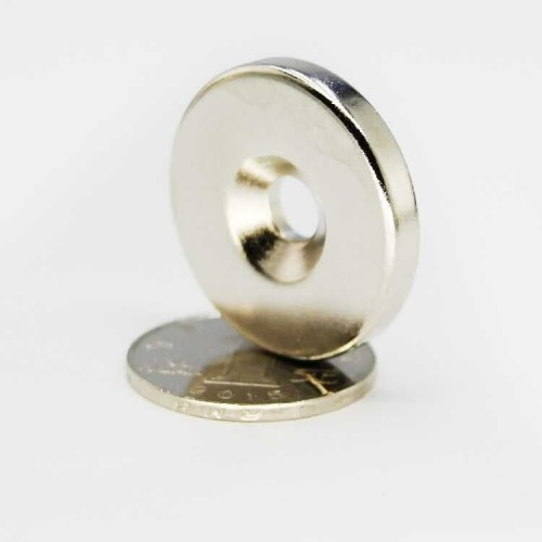 Foto Produk Magnet Strong Neodymium NdFeB Countersunk 20x3 mm dari We Are Professional