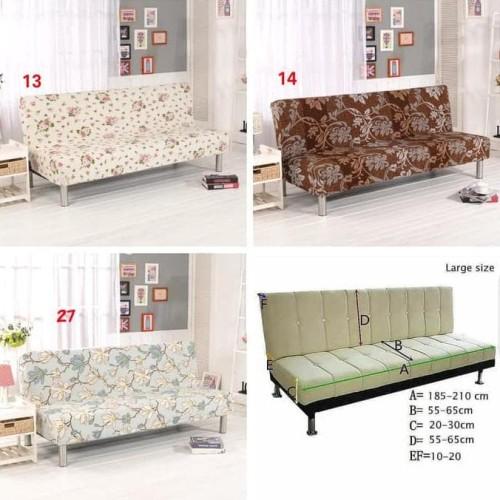 Jual Sofa Bed Cover Untuk Ruang Tamu Dekorasi Rumah Cantik Dan Simple Jakarta Barat Ilhamsetyo Tokopedia
