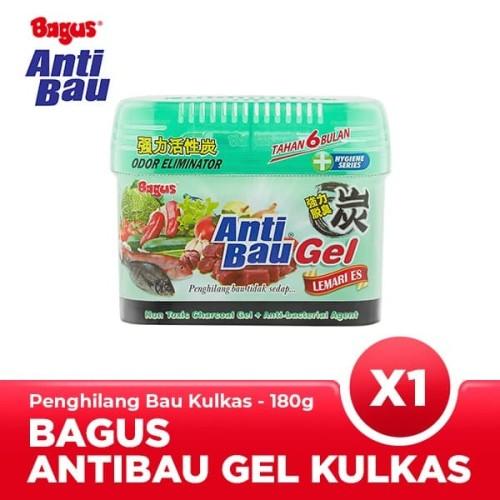 Foto Produk Bagus Anti Bau Gel Lemari Es 180 gr dari Bagus Official Store