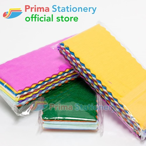 Foto Produk Crepe Gerigi dari Prima Stationery