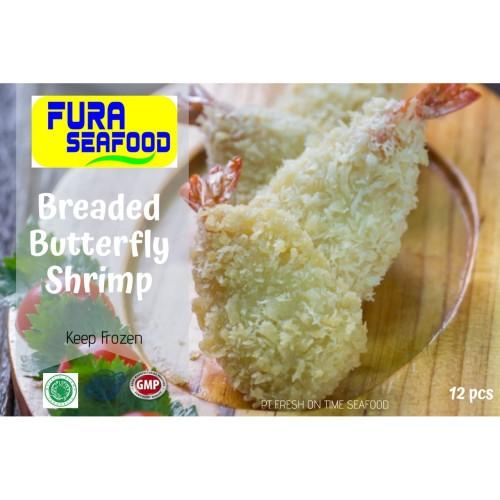 Jual Seafood Beku Breaded Butterfly Shrimp 50 Pcs Per Pack Kab Bogor Fots Tokopedia