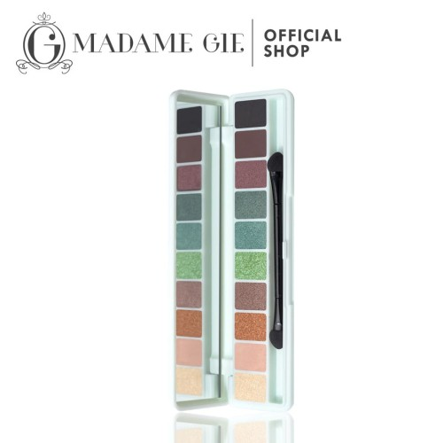 Foto Produk Madame Gie Eyeshadow Moondust Temptation No 04 dari Madame Gie Official