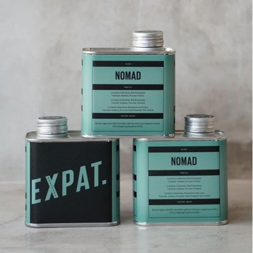 Foto Produk PROMO Nomad 200gr Tin Buy 2 + 1 Free dari Expat. Roasters