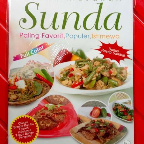 Jual Aneka Masakan Sunda Jakarta Barat Fl Online Bookstore Tokopedia