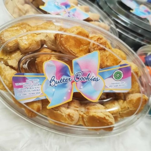 Jual Parcel Kue Lebaran Ovallia Super Butter Cookies Kue Kering Enak Jakarta Barat Florineesparza Tokopedia