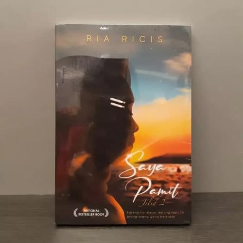 Foto Produk NOVEL SAYA PAMIT - RIA RICIS dari READY BOOK SHOP