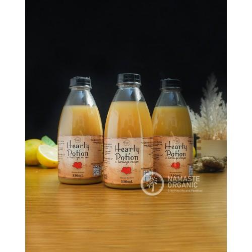Foto Produk PAKET BERBAGI HEARTY POTION dari namaste organic