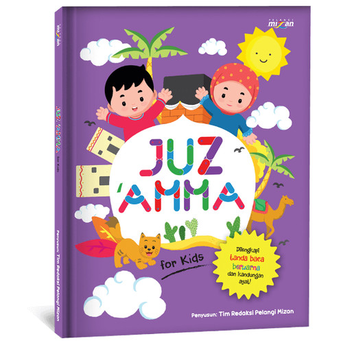 Foto Produk BBW JUZ AMMA FOR KIDS REPUBLISH dari Mizanstore