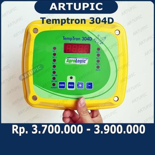 Foto Produk Temptron 304D Agrologic Pengontrol Suhu Kandang Ayam Pedaging Broiler dari ArtupicPeralatanPeternak