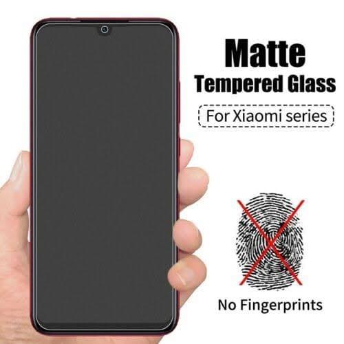 Foto Produk TEMPERED GLASS MATTE GLARE ANTI FINGER XIAOMI REDMI NOTE 7 8 8 PRO dari Platinum mobile phone