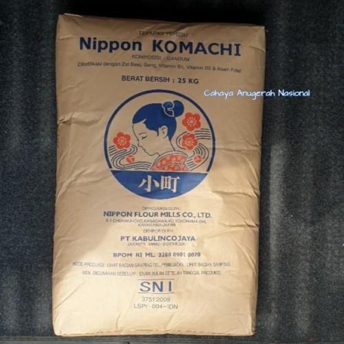 Foto Produk Tepung Komachi 1 Kg / Komachi Bread flour dari Bahan Kue CAN