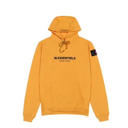 Foto Produk W.Essentiels Project Viola Regiment Type 001 Hodie Amber Orange - S dari Wormhole Store