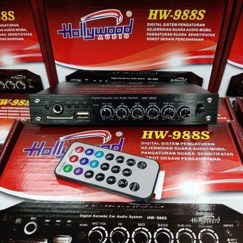 Jual Fre Amp Usb Karoke Parametrik Equalizer Mobil Kota Bekasi Sabil Audio Tokopedia