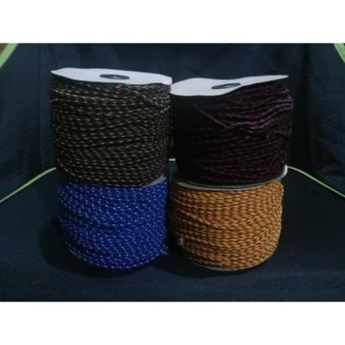 Foto Produk Tali Perusik Prusik 4 mm Tali Serbaguna dari Toko Gunung Murah