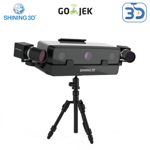 Foto Produk Einscan 3D Scanner Discovery Pack Add On for Einscan SE and SP dari 3D Zaiku