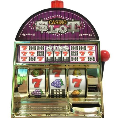 Jual Promo Celengan Uang Permainan Casino Slot Dengan Lampu Dan Suara Jakarta Pusat Demian Store21 Tokopedia