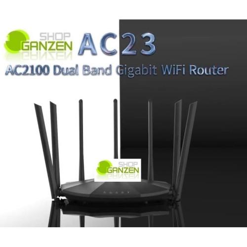 Foto Produk Tenda AC23 AC2100 Dual Band Gigabit WiFi Router dari Ganzen Shop