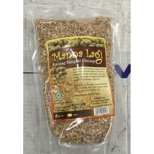 Foto Produk kacang cincang per 250gr dari DBK Pasar Minggu