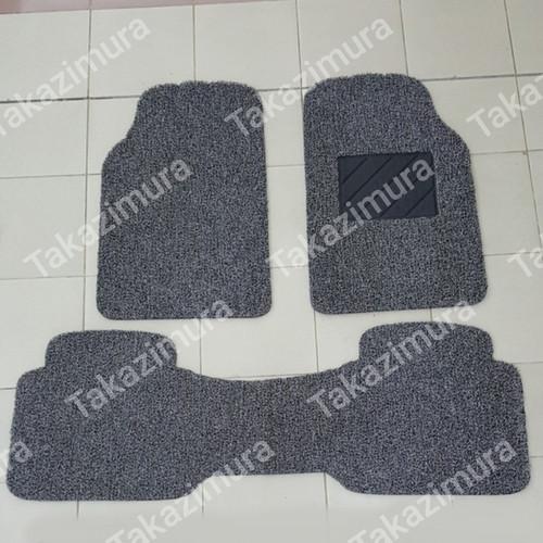 Foto Produk Karpet mie bihun Universal Mobil Vios 2 baris - Cream Coklat dari Takazimura