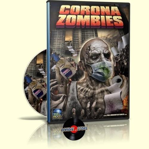 Jual Corona Zombies Dvd Kota Medan Dividie Store Tokopedia
