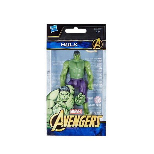 Foto Produk Marvel Avengers Value Figure THOR, IRON MAN, HULK, CAPTAIN AMERICA - Hijau dari Toysgraphy OFFICIAL