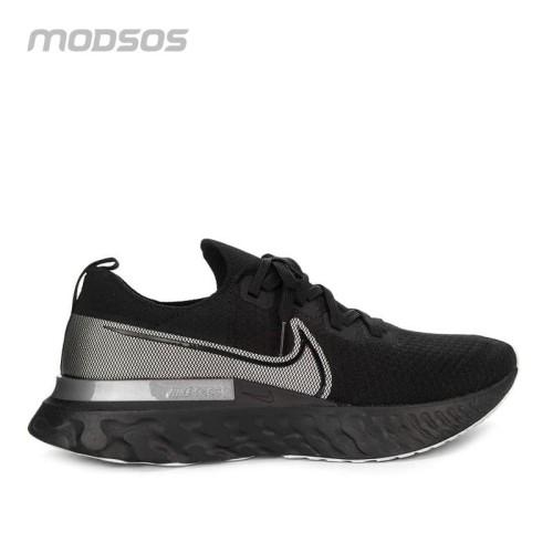 Foto Produk Sepatu Nike Infinity Flyknit Running Pria Black Original dari Modsos