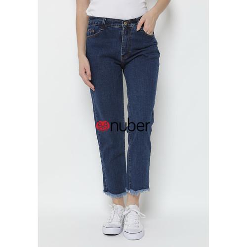 Foto Produk Celana Panjang Jeans Wanita Boyfriend Bio Tua Rumbay - Yarrow - 28 dari nubersupply
