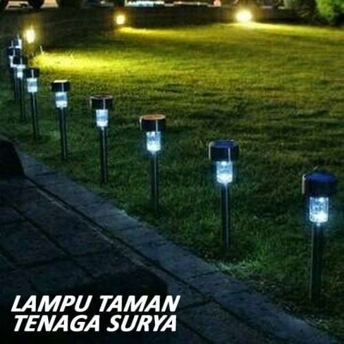 Jual Lampu Taman Solar Mini Lv Tanpa Listrik Tenaga Surya Kab Bandung Barat Indica Store Tokopedia