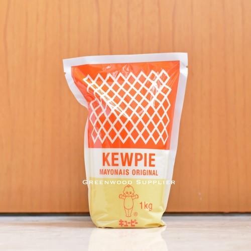Foto Produk Kewpie Mayonais Original - 1 KG (BEST SELLER) dari Greenwood Supplier