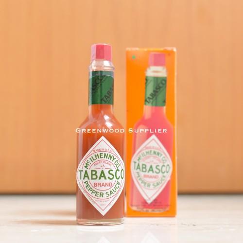 Foto Produk Tobasco Brand Pepper Sauce - 60ML dari Greenwood Supplier