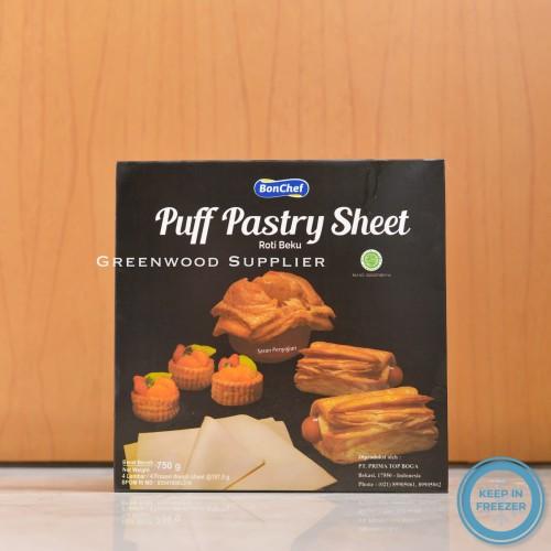 Foto Produk Bonchef Puff Pastry 750G / 4 Lembar - 1 Pcs dari Greenwood Supplier