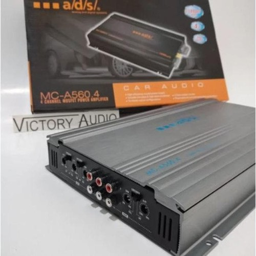 Jual Power Amplifier 4 Channel Audio Mobil Ads Mc A560 4 Power 4ch Murah Jakarta Pusat Erikacandra Shoope Tokopedia