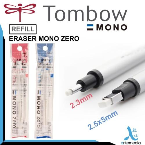 Foto Produk Tombow Refill Eraser Mono Zero - 2.5x5mm dari Artemedia Shop