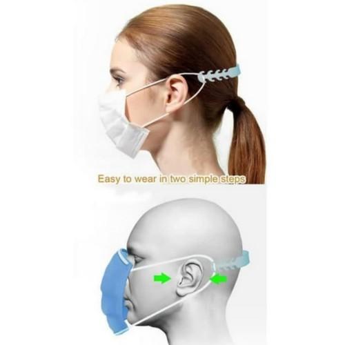Foto Produk Strap Masker Earloop Pelindung Telinga Masker Surgical dari lowcost hobby shop