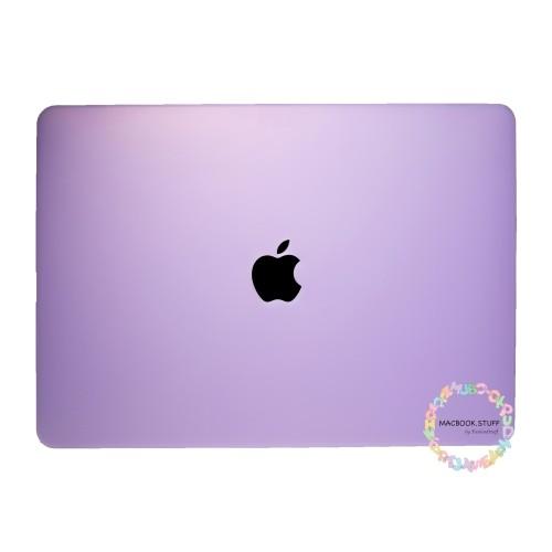 Foto Produk Case macbook Air 11 12 Air 13 Pro 13 Retina 13 Matte PURPLE dari Macbook.Stuff