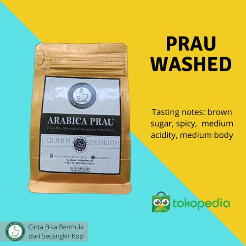 Foto Produk Arabika Prau Temanggung Roasted Bean ( 100 gram ) dari Rumah Kopi Temanggung