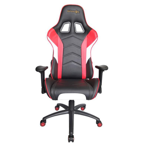 Foto Produk Imperion Phoenix 301 Gaming Chair / Kursi Gaming Imperion Phoenix 301 - Merah dari Mitra Media Com