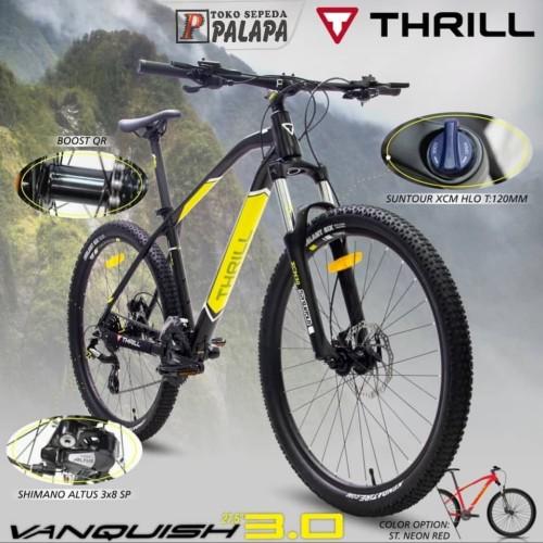 Jual Mtb 27 5 Thrill Vanquish 3 0 New Sepeda Gunung 3 Kab Rembang Sepeda Palapa Rembang Tokopedia