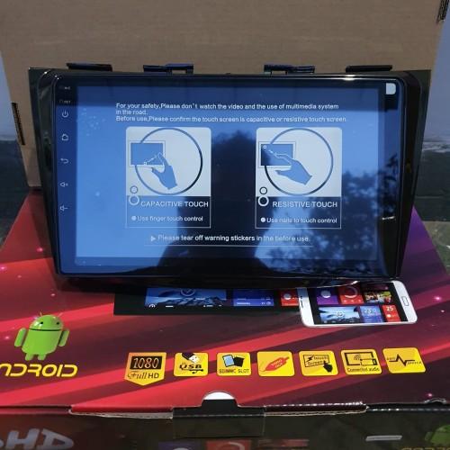 Foto Produk Head Unit Android Ertiga Lama - Swift 9 Inch DHD 7001 dari Audio Perdana